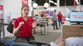 Office Depot & OfficeMax TV Spot, 'Worry-Free: One Hour Pickup' - Thumbnail 3