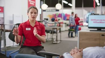 Office Depot & OfficeMax TV Spot, 'Worry-Free: One Hour Pickup' - Thumbnail 4