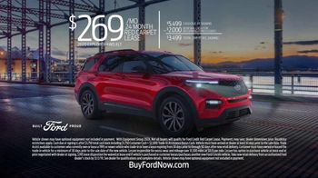 2020 Ford Explorer TV Spot, 'To Be an Explorer' [T2]