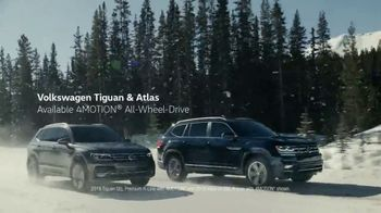 Volkswagen Sign Then Drive Event TV Spot, 'Road Conditions' [T2] - Thumbnail 7