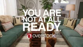 Overstock Holiday Home Sale TV Spot, 'Getting It Done With Overstock This Holiday Season' - Thumbnail 1