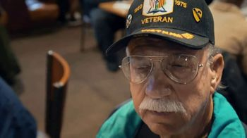 Denny's Build Your Own Grand Slam TV Spot, 'Denny's Thanks Veterans With a Free Grand Slam' - Thumbnail 7