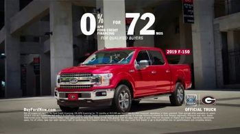 Ford F-150 TV Spot, 'University of Georgia' Featuring Kirby Smart [T2] - Thumbnail 8