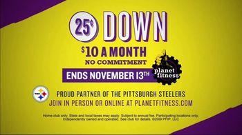Planet Fitness 25 Cents Sale TV Spot, 'No Commitment' - Thumbnail 5