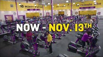 Planet Fitness 25 Cents Sale TV Spot, 'No Commitment' - Thumbnail 4