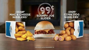 White Castle Sloppy Joe Slider TV Spot, 'Eight Hour Drive' - Thumbnail 4