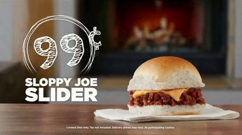White Castle Sloppy Joe Slider TV Spot, 'Eight Hour Drive'