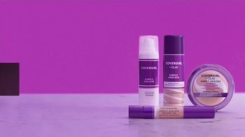 CoverGirl + Olay Simply Ageless Foundation TV Spot, 'What Age' Featuring Maye Musk - Thumbnail 10