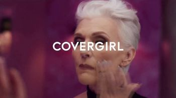CoverGirl + Olay Simply Ageless Foundation TV Spot, 'What Age' Featuring Maye Musk - Thumbnail 2
