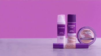 CoverGirl + Olay Simply Ageless Foundation TV Spot, 'What Age' Featuring Maye Musk - Thumbnail 6
