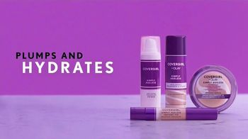 CoverGirl + Olay Simply Ageless Foundation TV Spot, 'What Age' Featuring Maye Musk - Thumbnail 9