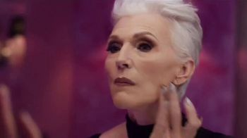CoverGirl + Olay Simply Ageless Foundation TV Spot, 'What Age' Featuring Maye Musk