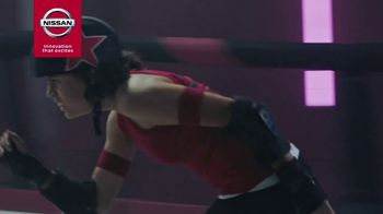 2020 Nissan Altima TV Spot, 'Roller Derby' Song by The Donnas [T2] - Thumbnail 1
