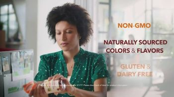 Sundown Naturals Multivitamin Gummies TV Spot, 'All Clean'