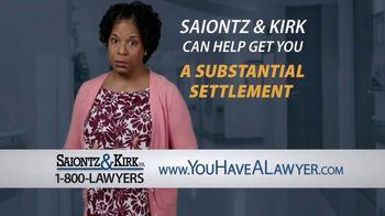 Saiontz & Kirk, P.A. TV Spot, 'Nursing Home Questions'