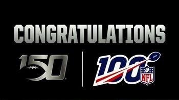 NFL TV Spot, 'Congratulations to College Football' - 1 commercial airings