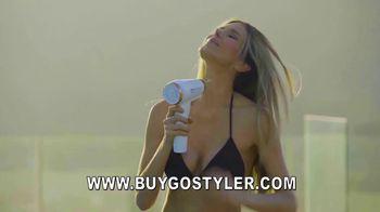GoStyler TV Spot, 'Total Freedom' - Thumbnail 1