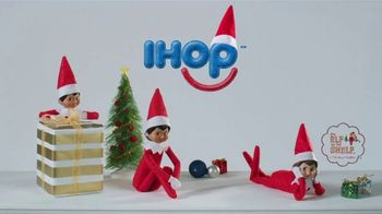 IHOP Elf on the Shelf Menu TV Spot, 'Directamente desde el polo norte' [Spanish] - 1081 commercial airings