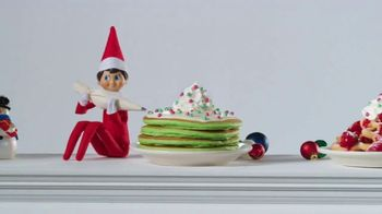 IHOP Elf on the Shelf Menu TV Spot, \'Directamente desde el polo norte\' [Spanish]