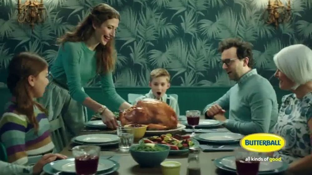 Butterball Thankswinning Sweepstakes TV Commercial, 'Nothing Better'