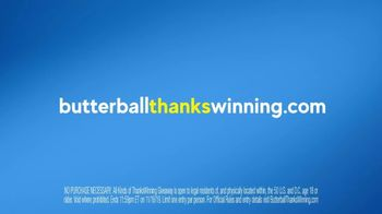 Butterball Thankswinning Sweepstakes TV Spot, 'Nothing Better' - Thumbnail 5
