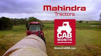 Mahindra Cab Month TV Spot, 'All Month Long' - Thumbnail 10