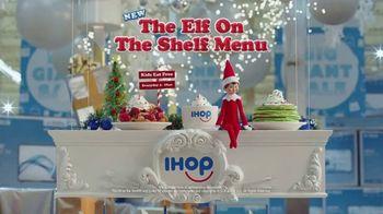 IHOP The Elf on the Shelf Menu TV Spot, 'Stuck' - Thumbnail 10