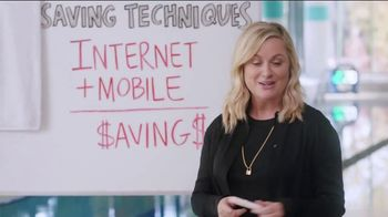 XFINITY Internet + Mobile TV Spot, 'Life Saving Techniques' Featuring Amy Poehler - Thumbnail 4