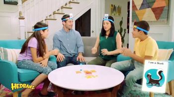 HedBanz TV Spot, 'Skunk'