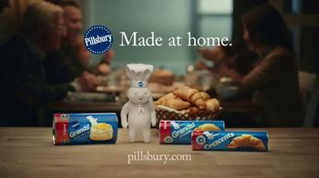 Pillsbury Crescent Rolls TV Spot, 'Holiday Family Time' - Thumbnail 10