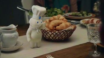 Pillsbury Crescent Rolls TV Spot, 'Holiday Family Time' - Thumbnail 8