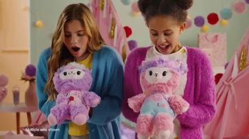 Pikmi Pops Surprise! Pajama Llamas Popcorn Series TV Spot, 'Pajama Llama Party' - 309 commercial airings