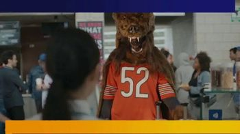 VISA TV Spot, 'NFL: Go Bears' - 8 commercial airings