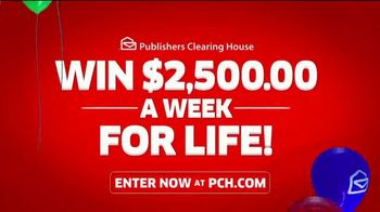 Publishers Clearing House TV Spot, '$2,500 a Week: Last Chance' Featuring Steve Harvey - Thumbnail 9