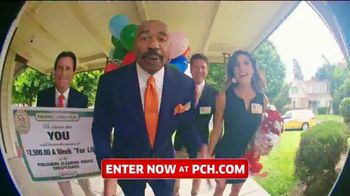 Publishers Clearing House TV Spot, '$2,500 a Week: Last Chance' Featuring Steve Harvey - Thumbnail 8