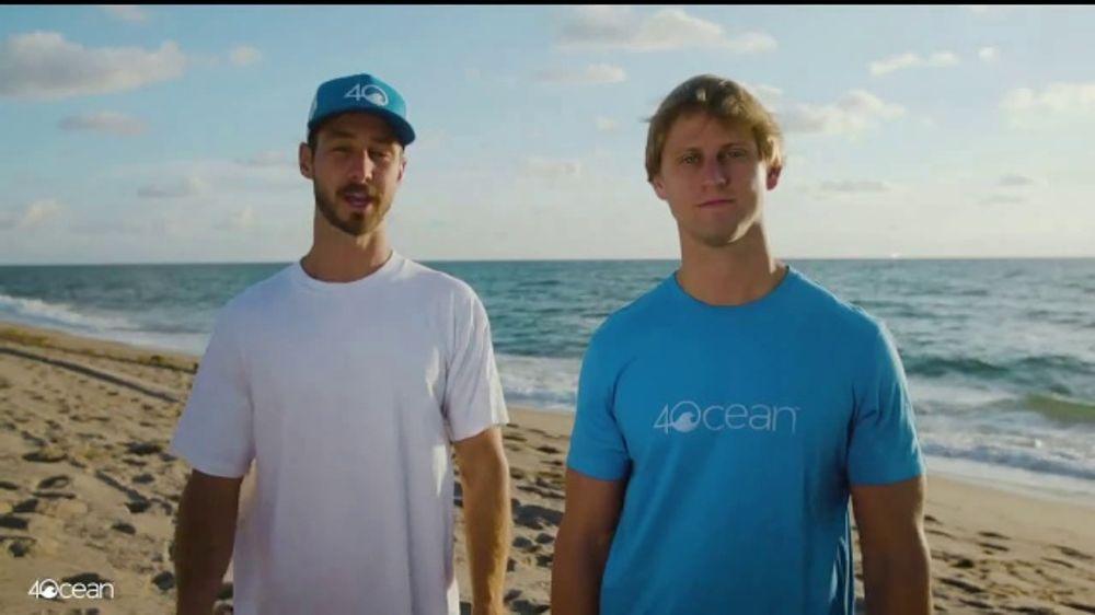 4ocean TV Commercial, 'The Clean Ocean Movement'