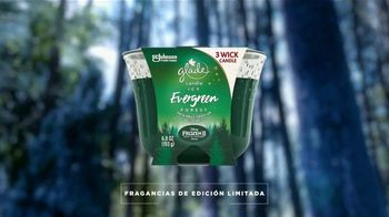 Glade Icy Evergreen Forest TV Spot, 'Frozen 2: susurro' [Spanish] - Thumbnail 7