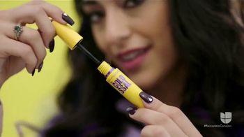 Maybelline New York Colossal TV Spot, 'Reina de la Canción: grafiti' [Spanish]