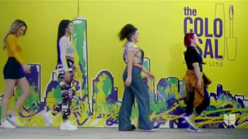 Maybelline New York Colossal TV Spot, 'Univision: Reina de la Canción: grafiti' [Spanish] - Thumbnail 6