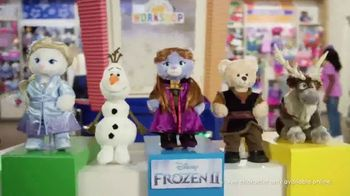 Build-A-Bear Workshop TV Spot, 'Frozen II: Ready for Adventure' - 931 commercial airings