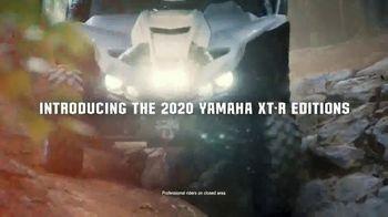 2020 Yamaha XT-R TV Spot, 'Off Road' - Thumbnail 2