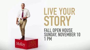 Molloy College TV Spot, '2019 Fall Open House' - Thumbnail 8