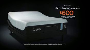 Tempur-Pedic Fall Savings Event TV Spot, 'No More Hot Sleep' - Thumbnail 7