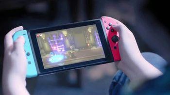 Nintendo Switch TV Spot, 'Special Hotel Getaway: Luigi's Mansion 3' - Thumbnail 4