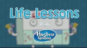 Hasbro Gaming TV Spot, 'Life Lessons' - Thumbnail 2