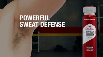 Old Spice Sweat Defense TV Spot, 'Right for Old Spice?' Featuring Montez Sweat - Thumbnail 5