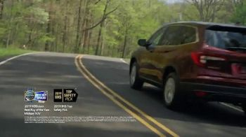 2020 Honda Pilot TV Spot, 'Life Is Better: Melt Bar and Grilled' [T2] - Thumbnail 5