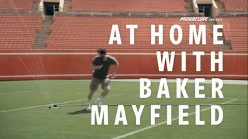 Progressive TV Spot, 'Baker Mayfield Hears a Beep' - Thumbnail 1