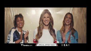 Fanatics.com Wear by Erin Andrews TV Spot, 'Fashion Forward' - Thumbnail 2