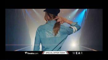 Fanatics.com Wear by Erin Andrews TV Spot, 'Fashion Forward' - Thumbnail 3
